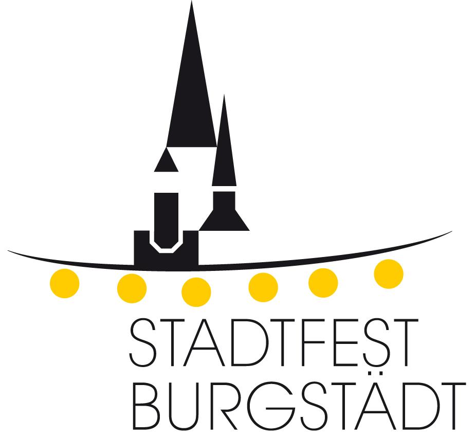 Logo Stadtfest Burgstädt